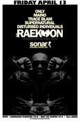 Raekwon Sonar 2012
