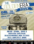 Del The Golden Era Tour Ottobar
