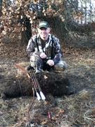 Recurve boar Black Widow