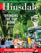 Hinsdale Magazine August 2013