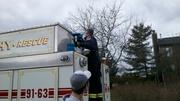 Allamuchy Drills on Hitting Hydrants