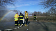 Drivers Training and Draft Training Drill