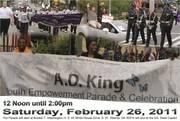 Banner 2011 Parade
