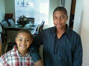 My son's