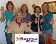 Expressive Arts Florida & Touch Drawing