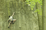 Frankenjura sport climbing