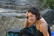 Squamish sport climbing