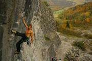 Saint Triphon sport climbing