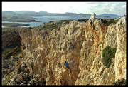 Menorca sport climbing