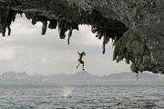 Tonsai, Railay, Ao Nang deep water soloing