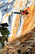 Etxauri sport climbing