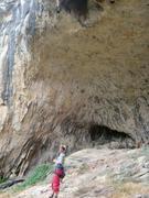 Split sport climbing