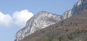 Mt Peney sport climbing