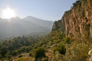 Antalya sport climbing