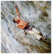 Deverse' - Gorges du Loup sport climbing