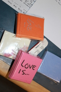 Love is... / I Love...