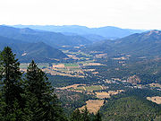 REGIONAL: Applegate Valley, Oregon USA