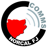 NorCal FJs Comms Group