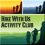 Hike With Us Activity Club