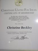 Christians United for Israel