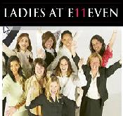 Ladies at 11 CLOSED DOWN