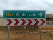 Gauteng - Winterveld