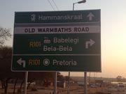 Gauteng - Hammanskraal