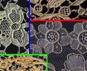 Needlelace Identification History