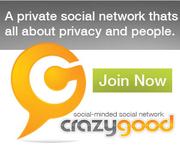 Crazy Good -Первая социальная сеть, которая платит Вам!