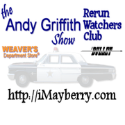 TAGSRWC - The Andy Griffith Show Rerun Watchers Club