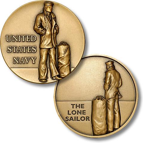 Navy Challenge Coins – Navy Dads