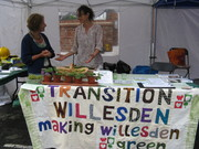 Transition Willesden at Cricklewood festival