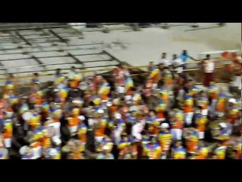 CARNAVAL RIO 2012 ensaios técnicos Sáb 04 fev.