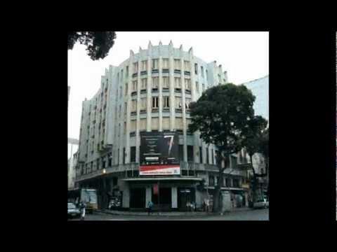 """Praça TIRADENTES """" o berço do TEATRO """""""