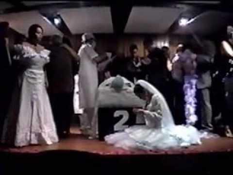 """""""A Tragédia Carioca"""" cena baseada em """" VESTIDO DE NOIVA """" de NELSON RODRIGUES"""