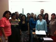 EFT Level 3 Graduates Mumbai Sept 2011