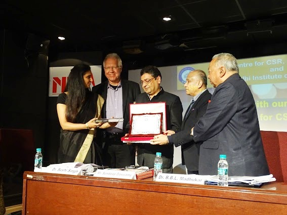 Seminar at Center For CSR BRICS Chamber SG7