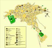 Callejero y listado de empresas de Logrosán