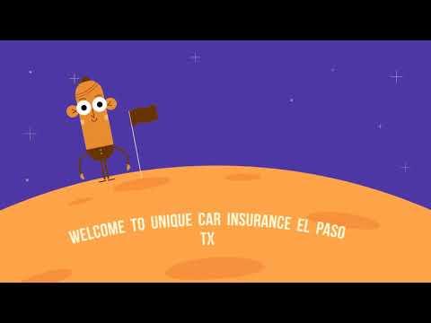 Unique Car Insurance in El Paso TX