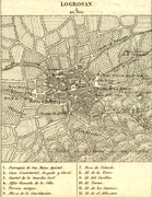 Logrosán en 1854