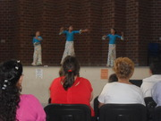 Actuación en Obando 17-10-09