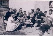 Familia Fernández Sanromán