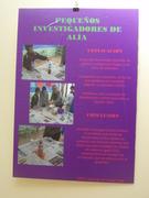 V Congreso Jovenes Investigadores de las Villuercas.