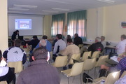 CURSO DE LA TARJETA PROFESIONAL DE LA CONSTRUCCIÓN (TPC), REALIZADO EN LA CASA DE CULTURA DE LOGROSÁN EL DÍA 9 DE DICIEMBRE DE 2010.