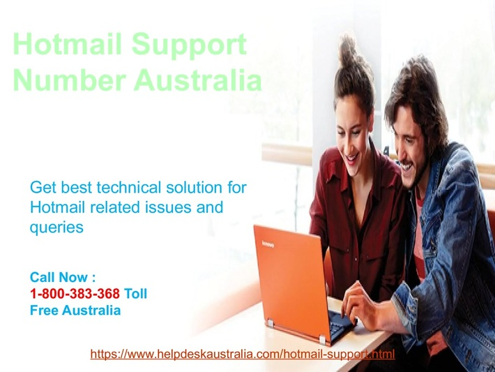 Hotmail Support Number 1-800-383-368 Australia- For Issues to attach the file or document