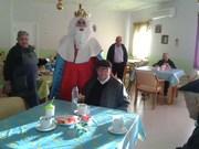 Los Reyes Magos en la Residencia