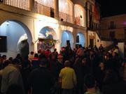 Portal Viviente y migas en la Plaza, 2013.