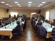 Comida Día Internacional de la Mujer 2015 Logrosán.