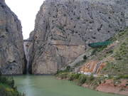 Pantano del Chorro - Caminito del Rey - Málaga