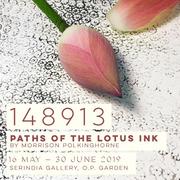 """นิทรรศการ """"148913: Paths of the Lotus Ink"""""""